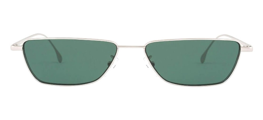 Paul Smith Askew PS SP009V1 Unisex Sunglasses Green / Silver