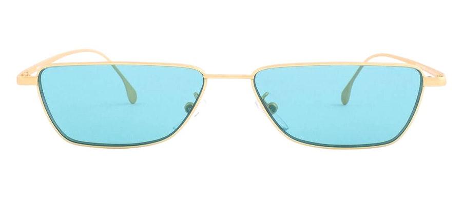 Paul Smith Askew PS SP009V1 (04) Sunglasses Blue / Gold