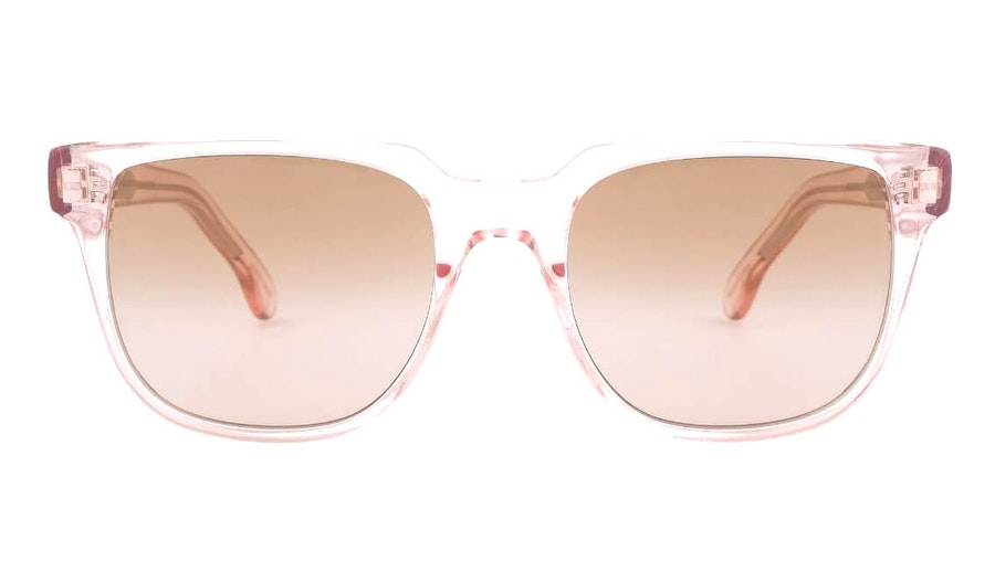 Paul Smith Aubrey PS SP010 Women's Sunglasses Brown / Pink