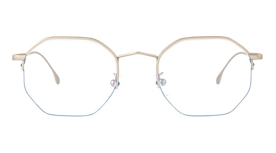 Paul Smith Brompton PS OP018V1 Men's Glasses Silver