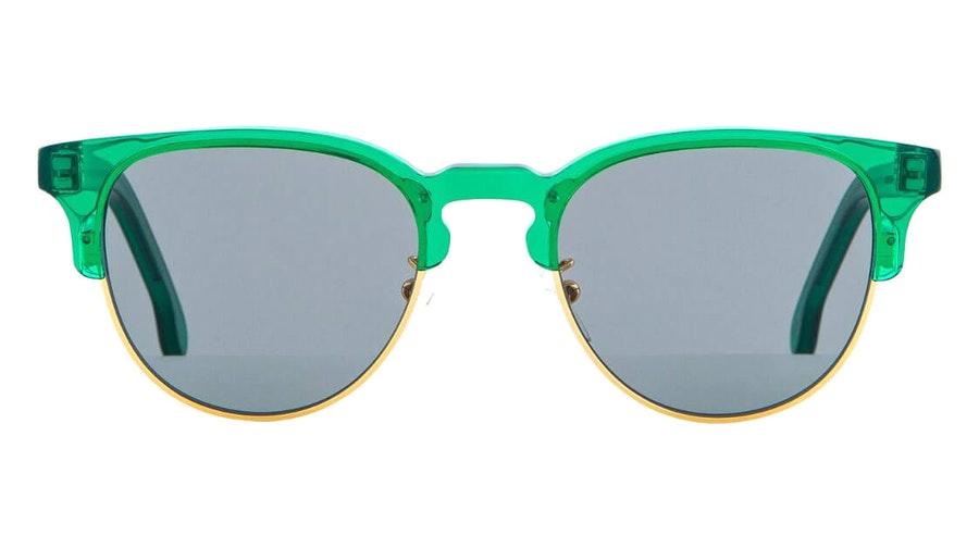 Paul Smith Birch PS SP014 Unisex Sunglasses Grey / Green