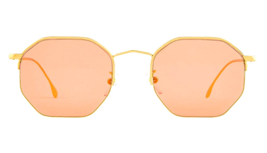 Paul Smith Brompton PS SP018 (03) Sunglasses Pink / Gold