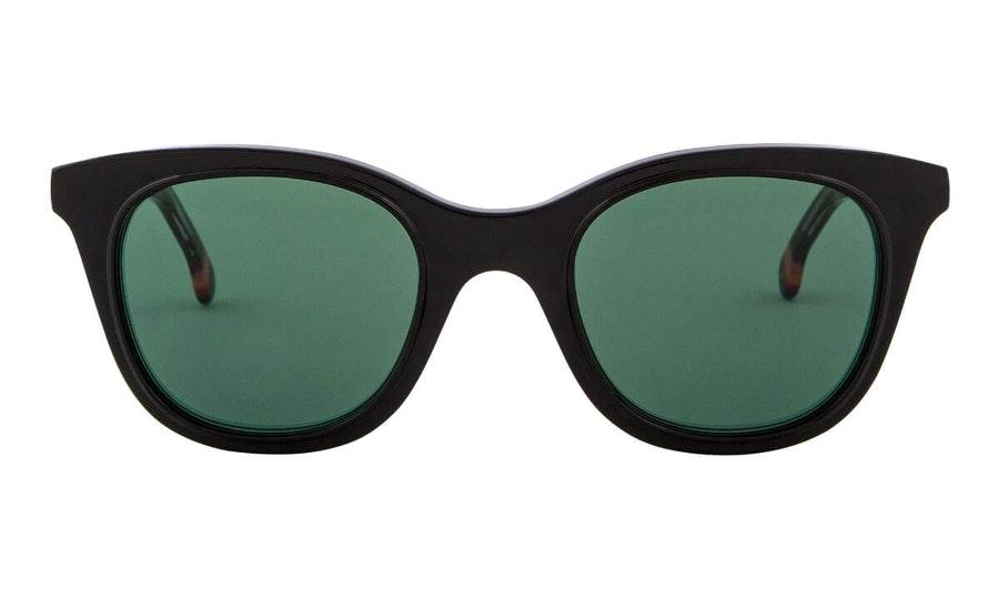Paul Smith Calder PS SP023 Women's Sunglasses Green / Black