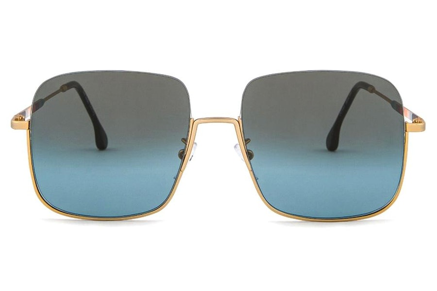 Paul Smith Cassidy PS SP028 (04) Sunglasses Blue / Gold