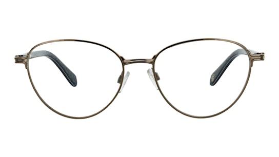 OK 045 Women's Glasses Transparent / Gold