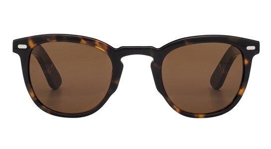 Cut Nine Unisex Sunglasses Brown / Havana