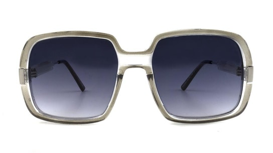 Rising with the Sun Women's Sunglasses Grey / Grey