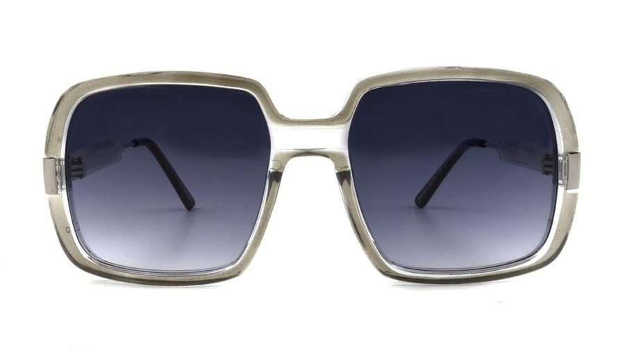 Spitfire Rising with the Sun (Grey) Sunglasses Grey / Grey