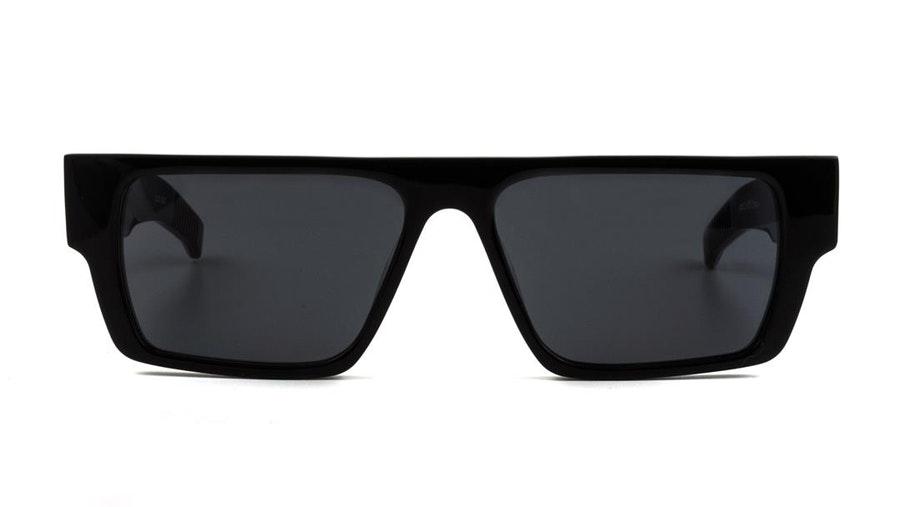 Spitfire Cut Six (Black) Sunglasses Grey / Black