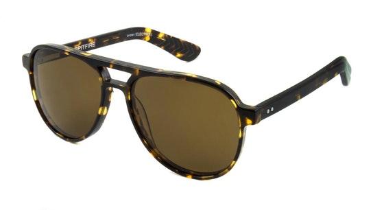 Electro Men's Sunglasses Brown / Tortoise Shell