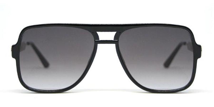 Spitfire Orbital (Black) Sunglasses Grey / Black