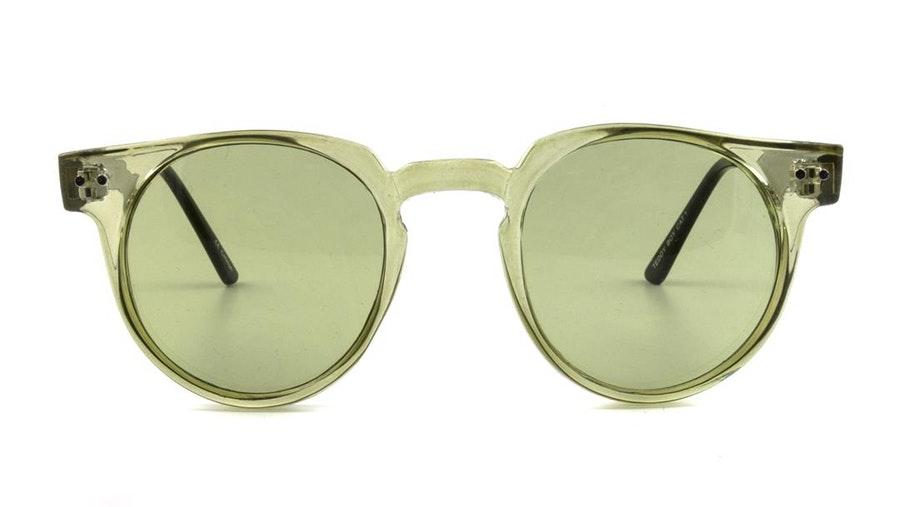 Spitfire Teddy Boy (Olive) Sunglasses Green / Green