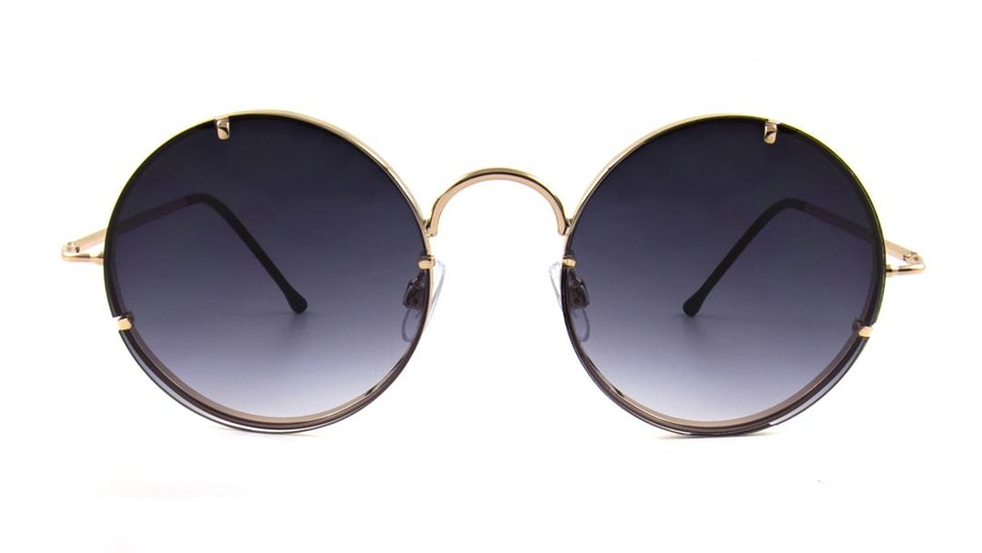 Spitfire Poolside (Gold) Sunglasses Grey / Gold