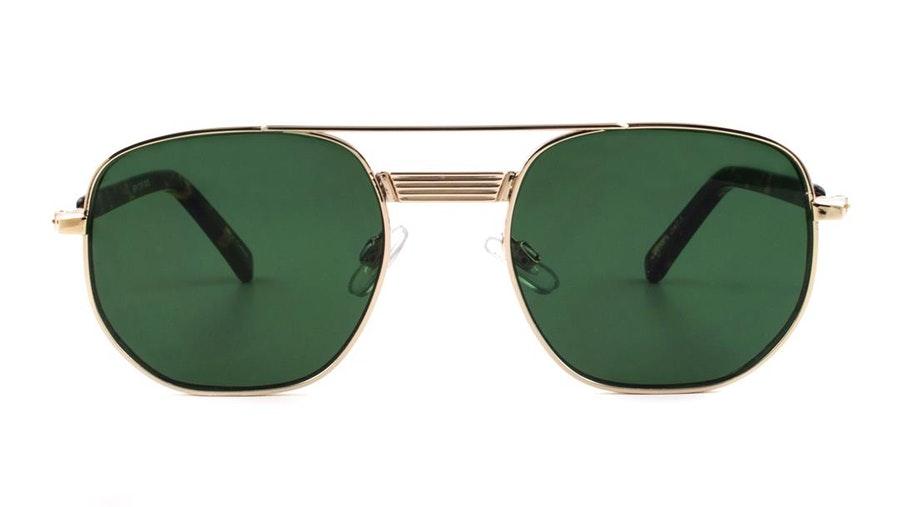 Spitfire Nailsea (Gold) Sunglasses Green / Gold