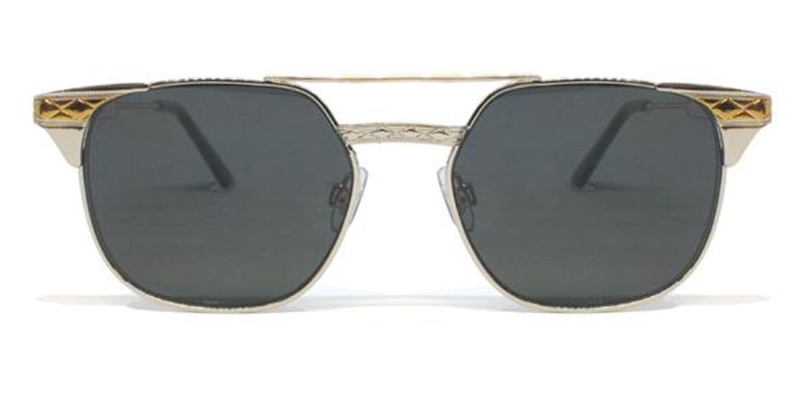 Spitfire Grit Men's Sunglasses Grey / Silver