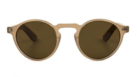Cut Eight Unisex Sunglasses Brown / Brown
