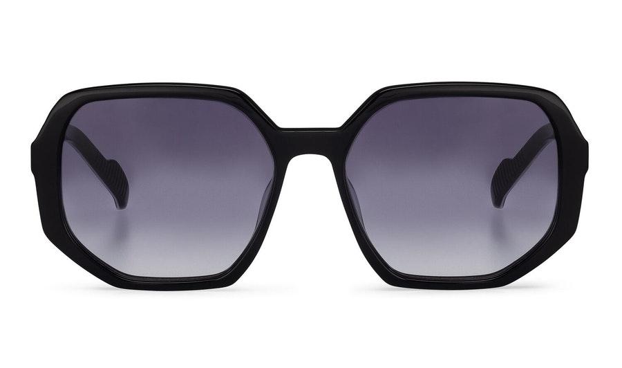 Spitfire Cut Sixteen Women's Sunglasses Grey / Black