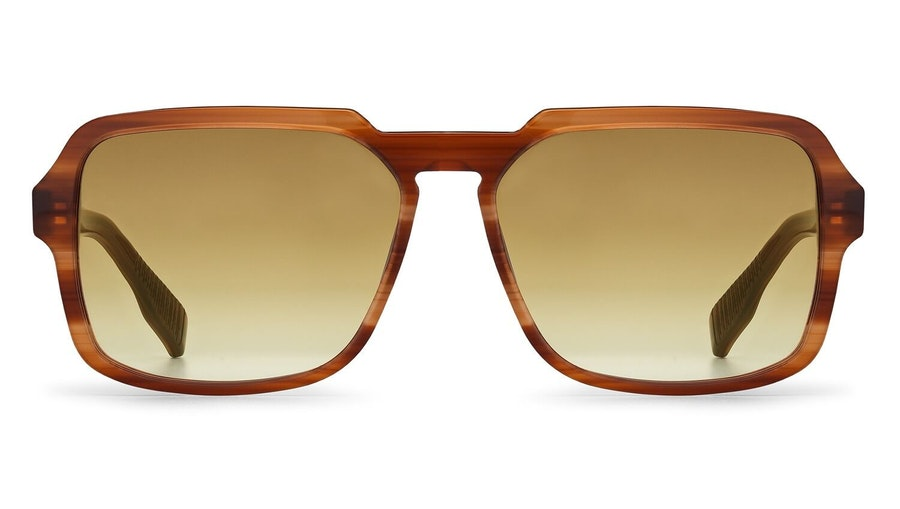 Spitfire Cut Twenty Men's Sunglasses Brown / Tortoise Shell