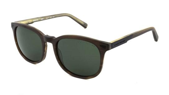 Bourne Men's Sunglasses Green / Brown