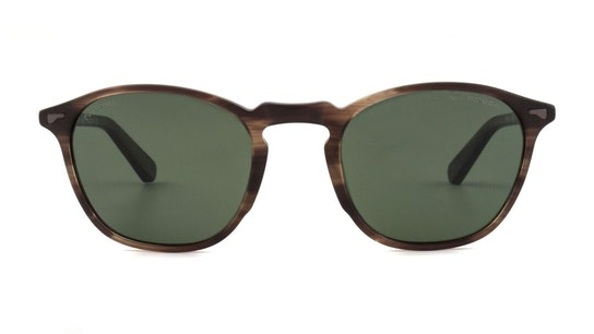 Knott Men's Sunglasses Grey / Brown
