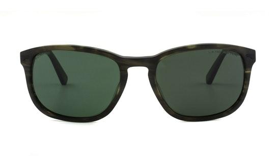Etive Men's Sunglasses Green / Green