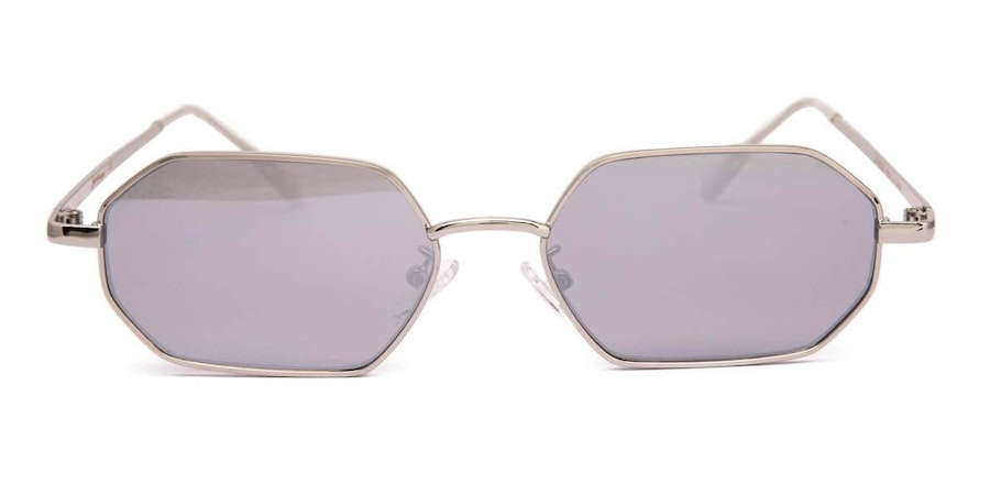 Jeepers Peepers JP 18524 (SS) Sunglasses Silver / Silver