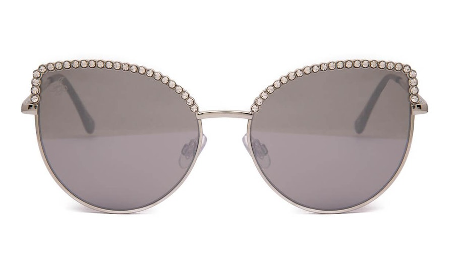 Jeepers Peepers JP 18533 Women's Sunglasses Silver / Silver