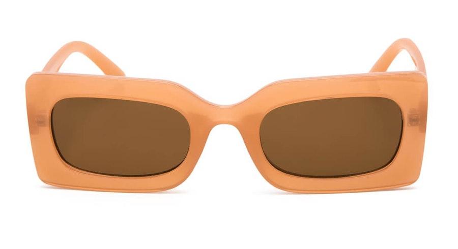 Jeepers Peepers JP 18545 Women's Sunglasses Brown / Brown