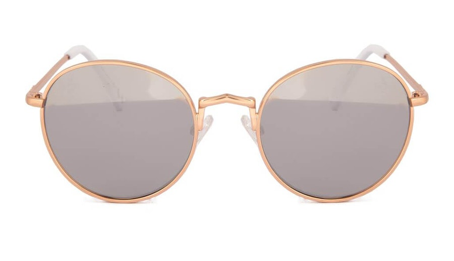 Jeepers Peepers JP 18574 Unisex Sunglasses Silver / Rose Gold