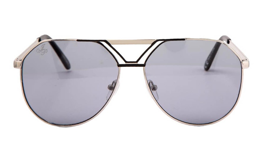 Jeepers Peepers JP 18586 Unisex Sunglasses Grey / Silver