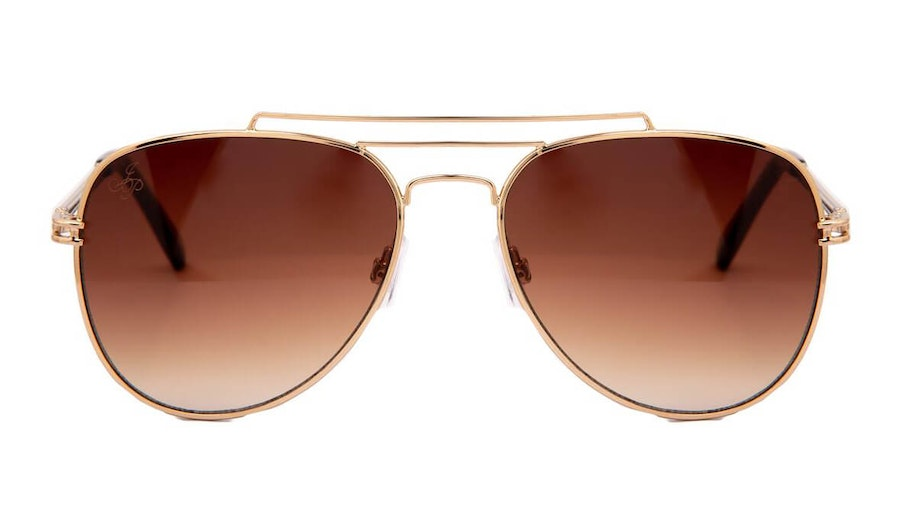 Jeepers Peepers JP 18589 (DD) Sunglasses Brown / Gold