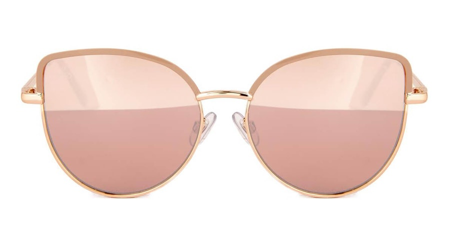 Jeepers Peepers JP 18595 Women's Sunglasses Pink / Gold
