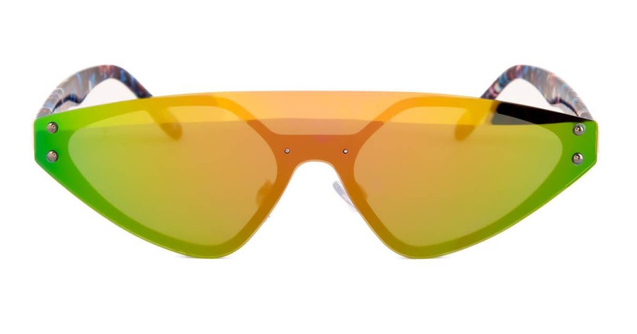 Jeepers Peepers JP 18604 (DD) Sunglasses Green / Gold
