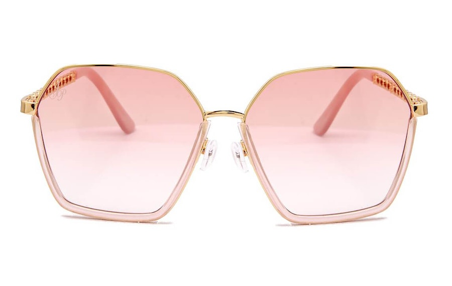 Jeepers Peepers JP 18626 (PP) Sunglasses Pink / Pink