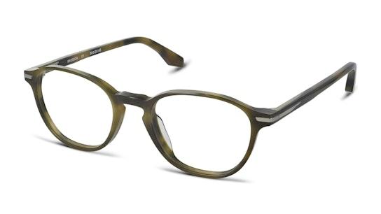 RR 3002A Men's Glasses Transparent / Green