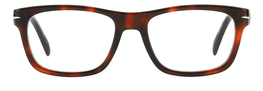 David Beckham Eyewear DB 7011 Men's Glasses Red