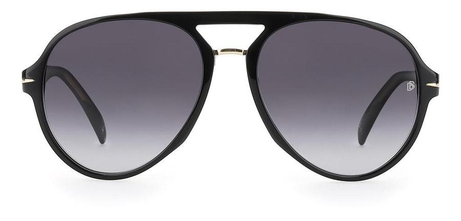 David Beckham Eyewear DB 7005/S Men's Sunglasses Grey/Black