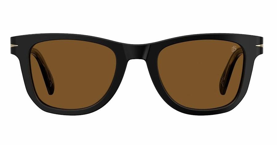 David Beckham Eyewear DB 1006/S Men's Sunglasses Grey/Black