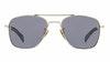 David Beckham Eyewear DB 7019/S Men's Sunglasses Grey/Gold