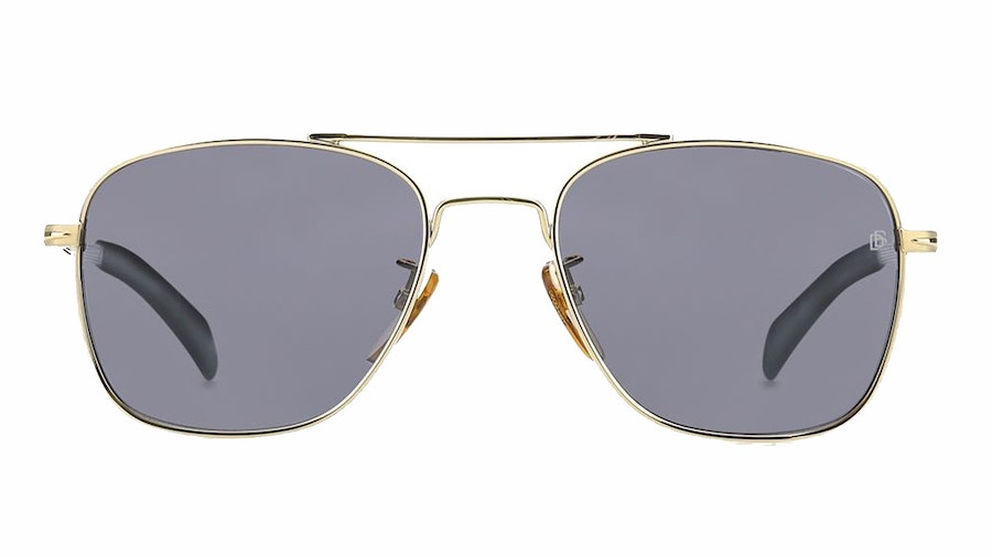David Beckham Eyewear DB 7019/S Men's Sunglasses Grey/Gold
