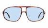 David Beckham Eyewear DB 1000/S Men's Sunglasses Blue/Tortoise Shell