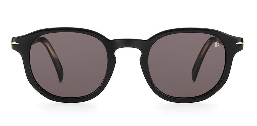 David Beckham Eyewear DB 1007/S Men's Sunglasses Grey/Black