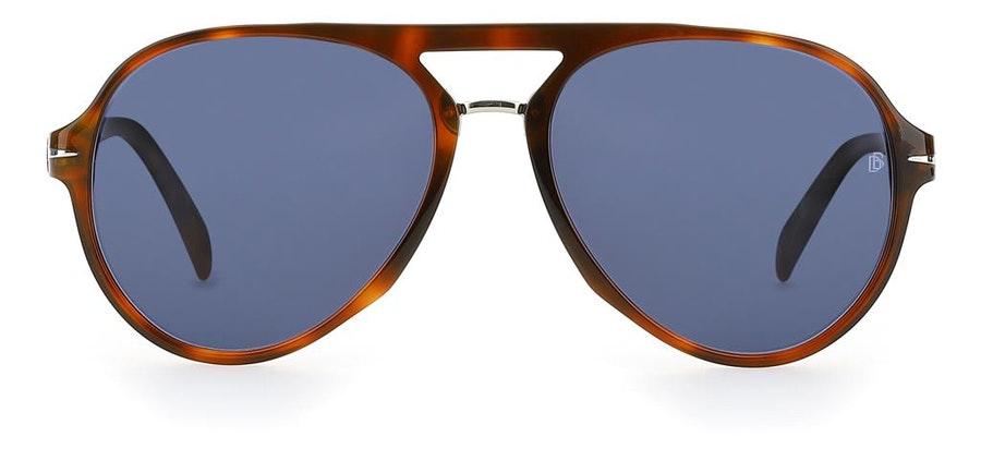 David Beckham Eyewear DB 7005/S Men's Sunglasses Grey/Tortoise Shell