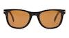 David Beckham Eyewear DB 1006/S Men's Sunglasses Brown/Black