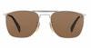 David Beckham Eyewear DB 1001/S Men's Sunglasses Brown/Grey