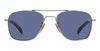 David Beckham Eyewear DB 7019/S Men's Sunglasses Blue/Silver