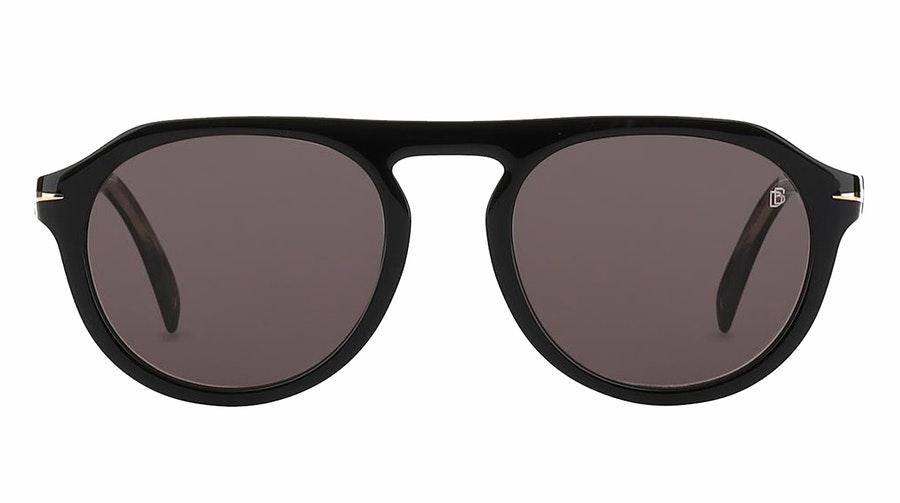 David Beckham Eyewear DB 7009/S Men's Sunglasses Grey/Black