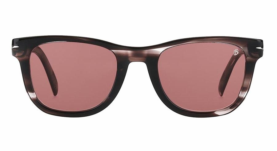 David Beckham Eyewear DB 1006/S Men's Sunglasses Red/Grey