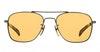 David Beckham Eyewear DB 7019/S Men's Sunglasses Orange/Silver