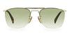 David Beckham Eyewear DB 1001/S Men's Sunglasses Blue/Tortoise Shell